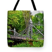 Silver Bridge 004 Tote Bag