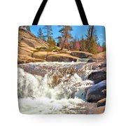Silver Creek Rapid Tote Bag