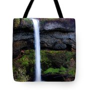 Silver Falls State Park Oregon 4 Tote Bag