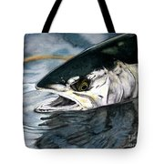 Silver In The Salt Tote Bag