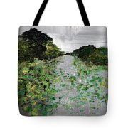 Silver Lake Norfolk Botanical Garden 2018-17 Tote Bag