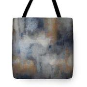 Silver Lida Tote Bag