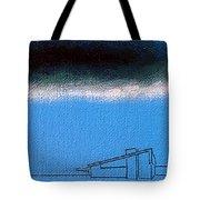Silver Lining Alexander Tote Bag