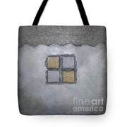 Silver Lining Series Number Two Tote Bag