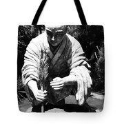 Silver-monk Tote Bag
