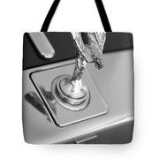 Silver Seraph Tote Bag