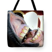 Silvers Smile #3 Tote Bag