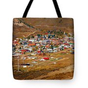 Silverton Town Site Tote Bag