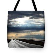 Silverway Tote Bag