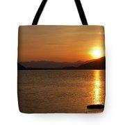 Silverwood Sunrise Tote Bag
