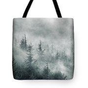 Simbiosis II Tote Bag