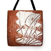 Simon - Tile Tote Bag
