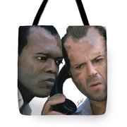 Simon Sez - Die Hard Tote Bag