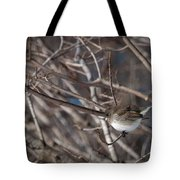 Simple Bird Tote Bag