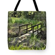Simple Bridge Tote Bag