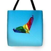 Simple Kite Tote Bag