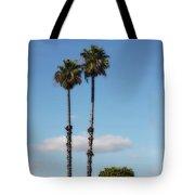 Simple Palms Tote Bag