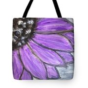 Simple Purple  Tote Bag