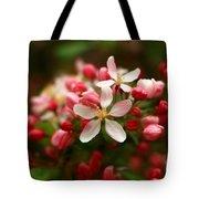 Simple Savory Spring Tote Bag