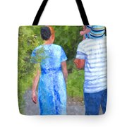 Simple Treasures Tote Bag