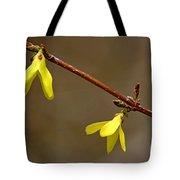 Simple Yellow Tote Bag