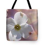 Simplicity A Dogwood Blossom Tote Bag