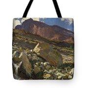Simplon Pass Tote Bag