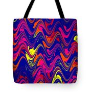 Simply Abstract Tote Bag