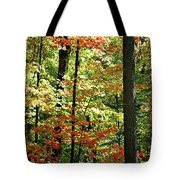 Simply Autumn Tote Bag