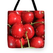 Simply Cherries  Tote Bag