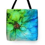 Simply Floral Tote Bag