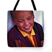Simply Joy Tote Bag