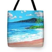 Simply Maui 18 X 24 Tote Bag