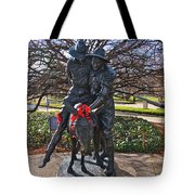 Simpson And His Donkey - Canberra - Australia Tote Bag