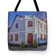 Simrishamn Townhouse Tote Bag