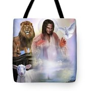 Since Before Abraham I Am Tote Bag