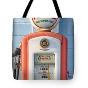 Sinclair Power-x Gas Pump Tote Bag