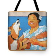 Sing To Me Tote Bag