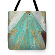 Sing Your Heart Out Angel Tote Bag