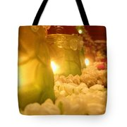 Singapore Temple Offering Lamps 2 Tote Bag