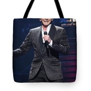 Singer Barry Manilow Tote Bag