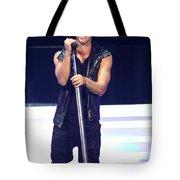 Singer Prince Royce Tote Bag