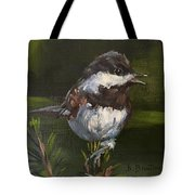 Singing Tote Bag