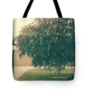 Singing In The Rain  Tote Bag