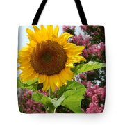 Singing Oh Happy Day Tote Bag
