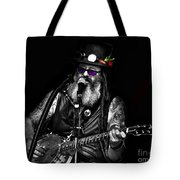Singing Strings Tote Bag