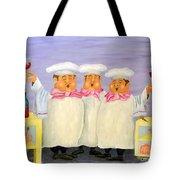 Singing Tenorloins Tote Bag