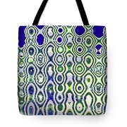 Single High Rise Abstract Phoenix Tote Bag
