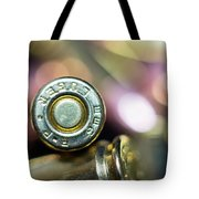Single Luger Tote Bag