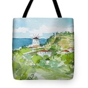 Single Mill... Tote Bag